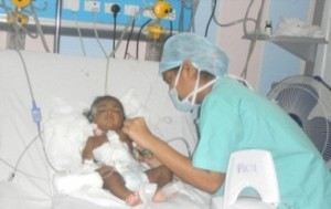 High Impact Grant Program-Hrudaya Cure A Little Heart in India