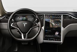 Tegra visual computing module powers Tesla Motors Model S system