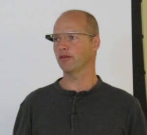 Sebastian Thrun spoke at NVIDIA's nTECH conference.