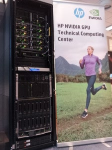 HP NVIDIA GPU Technical Centre of Excellence