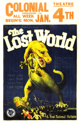 The_Lost_World_(1925)_-_film_poster