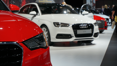 Big Apple's Auto Show Fortified with NVIDIA-Powered Audis, BMWs, Rolls