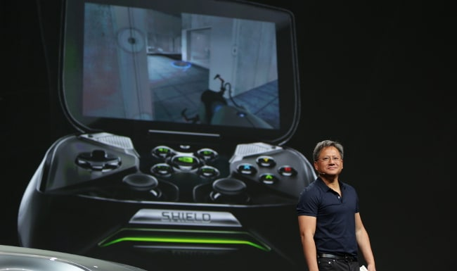 Big news: In March, NVIDIA CEO Jen-Hsun Huang announced Portal would be coming to SHIELD.