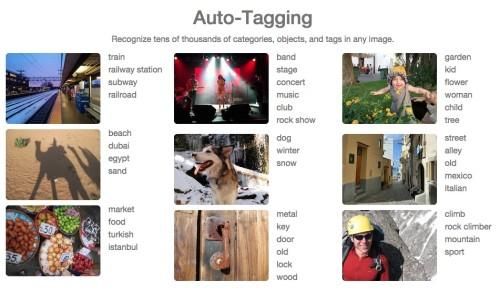 Clarifai 技術運用深度學習,自動為影像加上標籤。