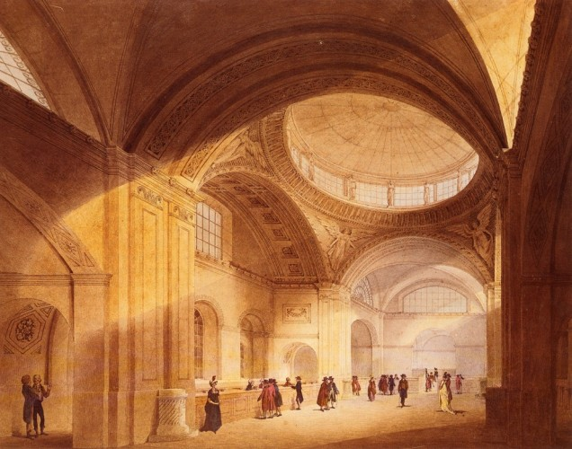 Project Soane: Bank of England Interior