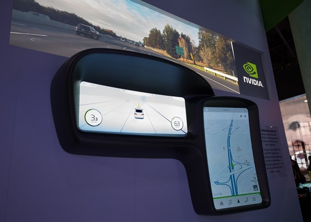 CES 2016 booth drive cx