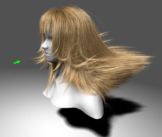 Hair has been one of the most challenging objects to create in video games, due to the computational complexity of realistically rendering thousands of individual strands as they interact with light and each other. In our DirectX 11 technology simulation, long flowing hair is rendered in amazing detail with realistic physics properties in real time.