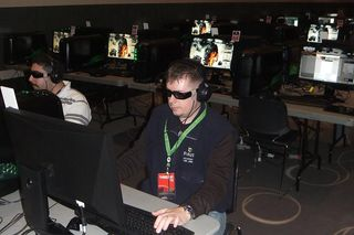 3d gaming at pax