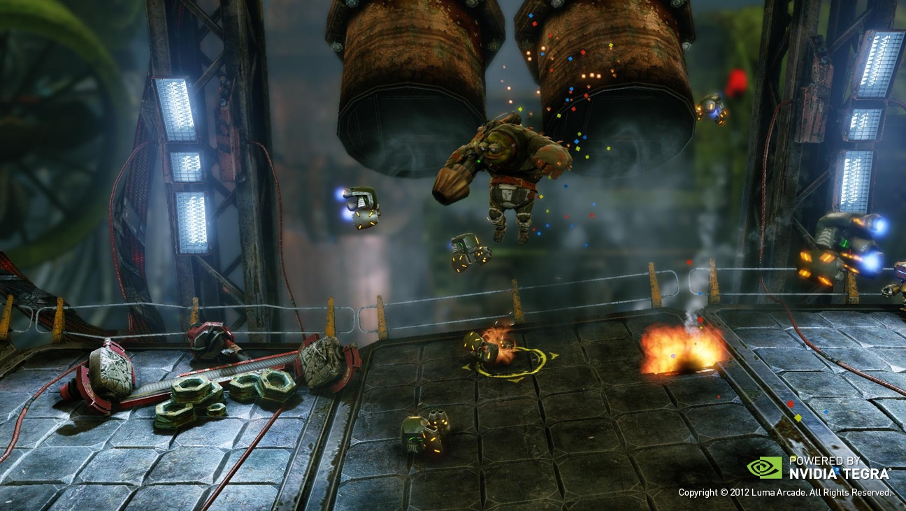 3d action games for android