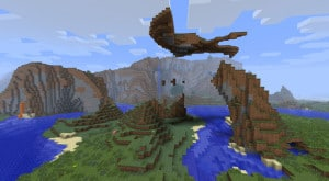 People of all ages are using Minecraft to build fantastic virtual worlds.