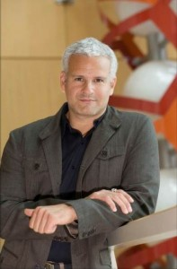 Dr. Adam Gazzaley, director of the Neuroscience Imaging Center at UCSF.