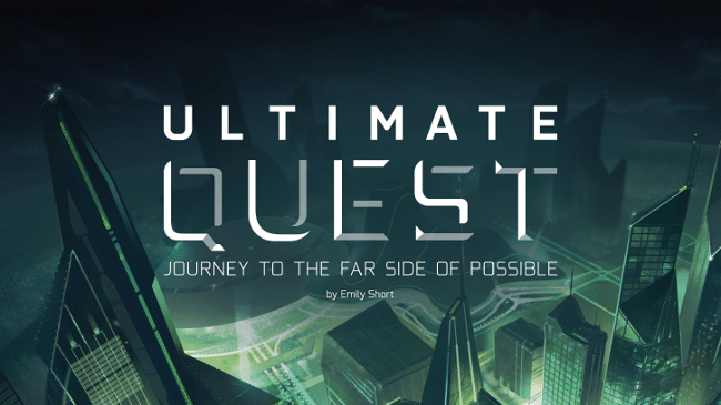 Ultimate Quest: A Tweet-Based Text Adventure Game