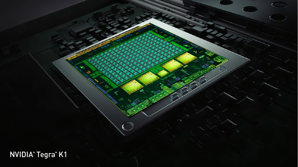 Tegra K1 Transforming Chromebooks From The Inside Out