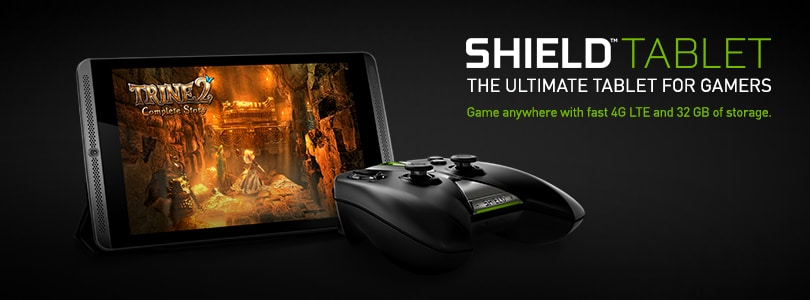 SHIELD tablet 32GB LTE