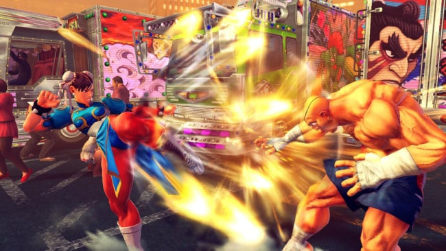 When NVIDIA's Brian Burke experienced Ultra Street Fighter 4, in 1080p at 60 frames per second, he was hooked.