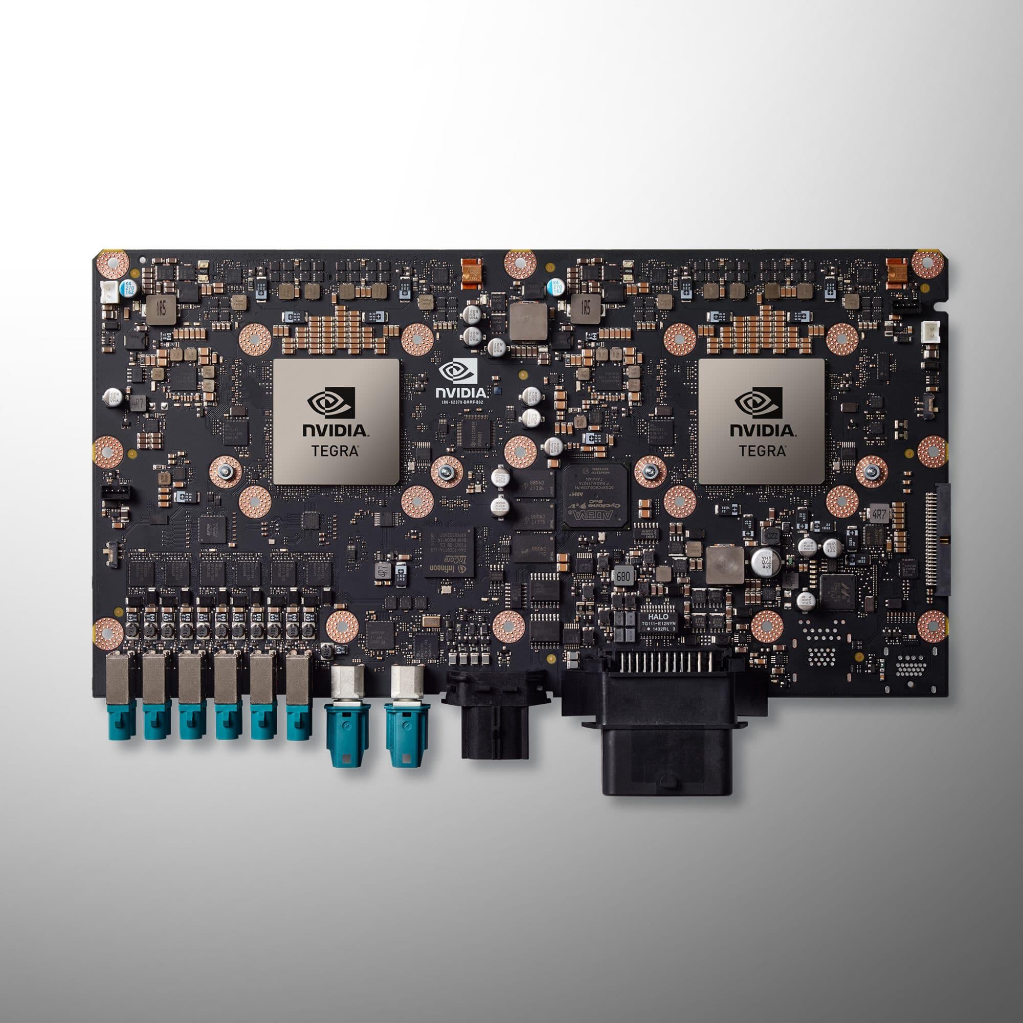 Automotive Innovators Motoring To Nvidia Drive Nvidia Blog