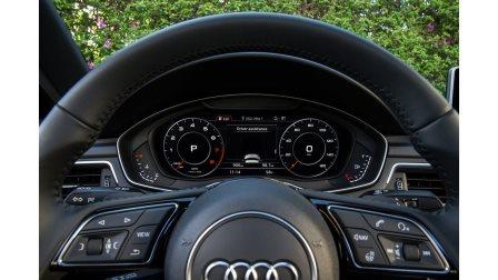 Audi's Virtual Cockpit display
