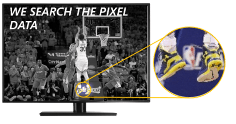 Nervve Technologies basketball visual search