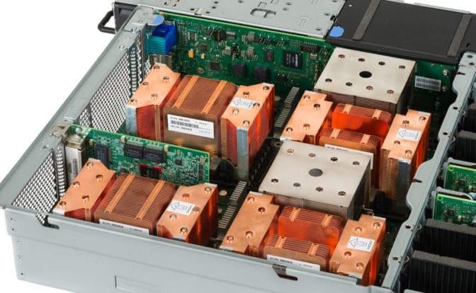 IBM Power System S822LC Tesla P100 NVLink