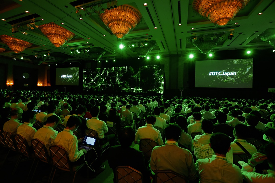 GTC Japan, now in its eighth year, was the latest in a series of sold out events staged around the world over the past several weeks.