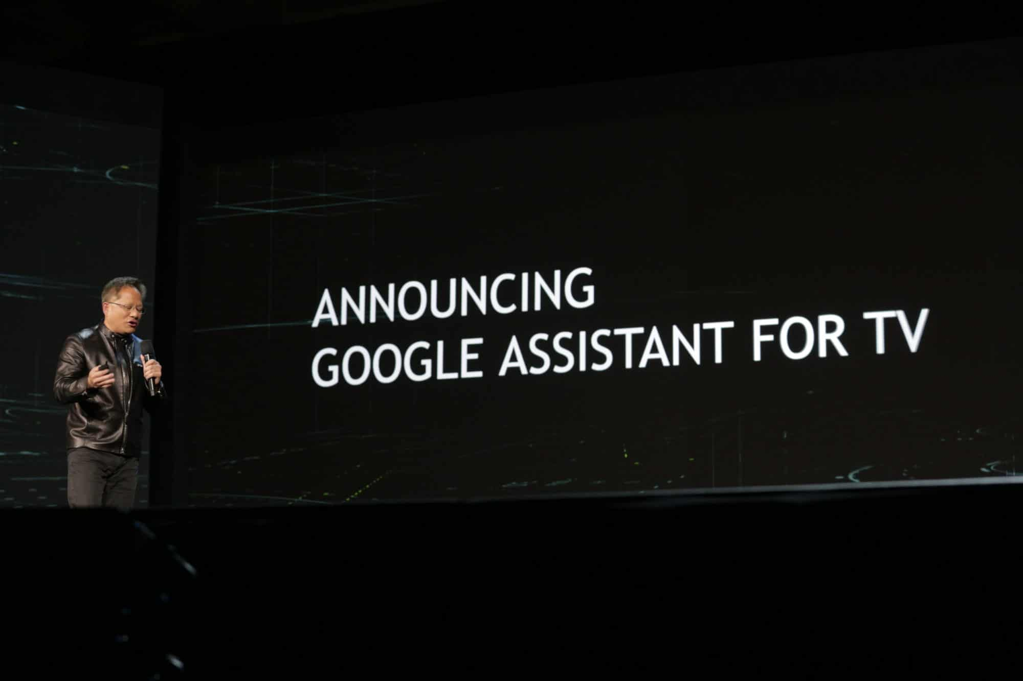 Google Assistant for TV