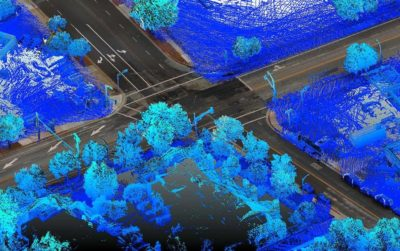 DeepMap precise 3D representation of driving environment