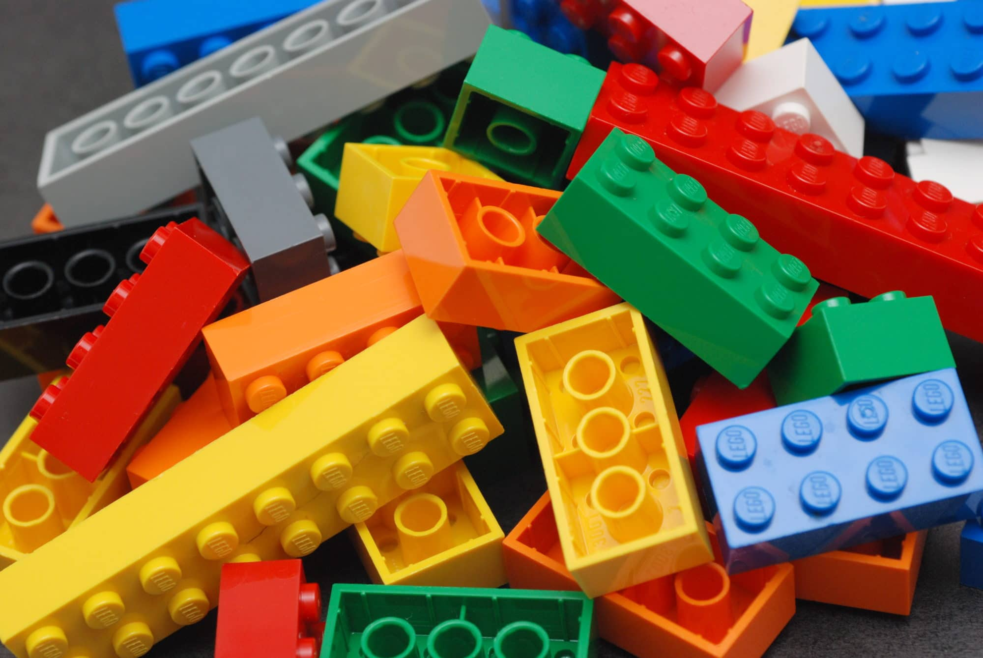 inventor sorts 2 million lego bricks with ai nvidia blog
