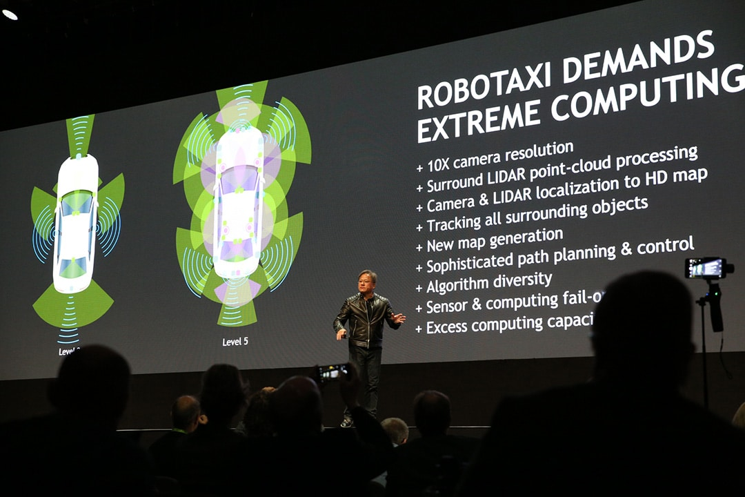 NVIDIA Corporation (NVDA) Releases Advanced New Self-Driving Car Chip