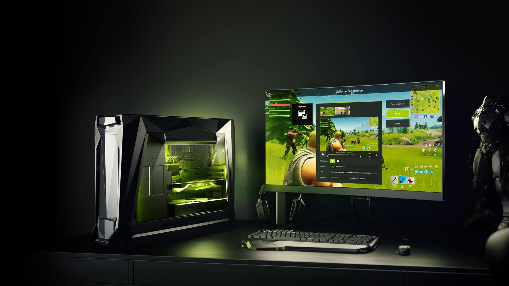 GeForce Experience Gets New Freestyle, Ansel Features | NVIDIA Blog