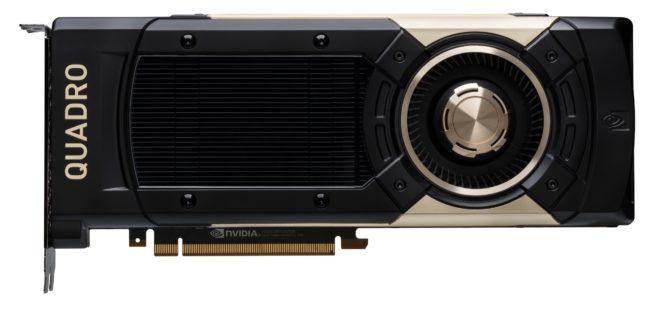 Quadro GV100 GPU