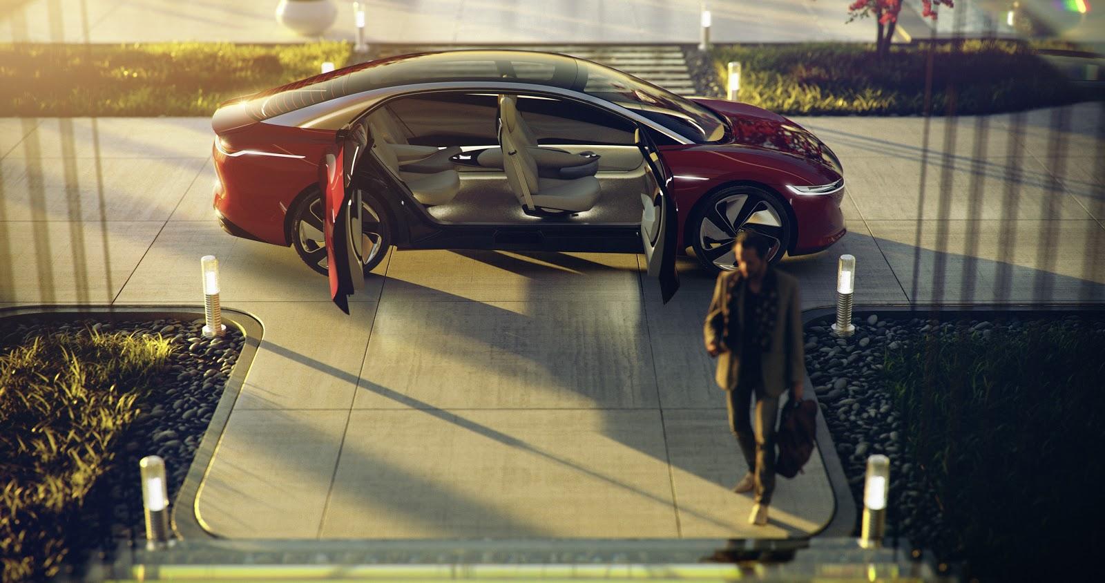 NVIDIA 將人工智慧的強大功能帶入了奢華與高性能車款。