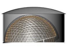 勇往直前:全球最大的天文館呈現令人驚嘆的 10K 解析度畫面