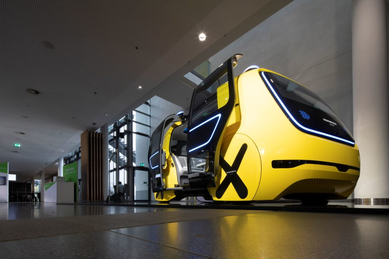How 20 Self-Driving Demos Wowed GTC Europe with Diversity and