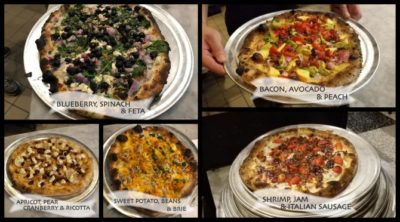 MIT collage of pizzas