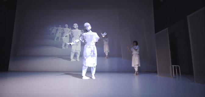 AI dancer