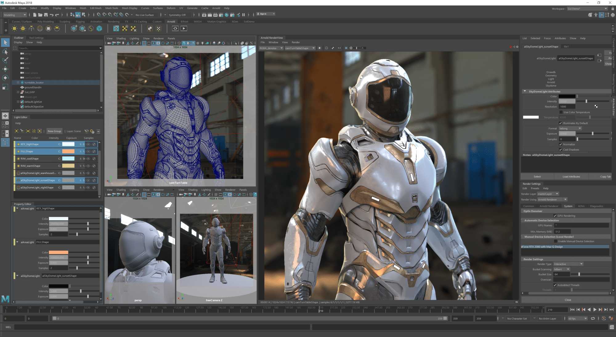 NVIDIA Teams with Autodesk, RED to Bring 3D Animation, 6K Video