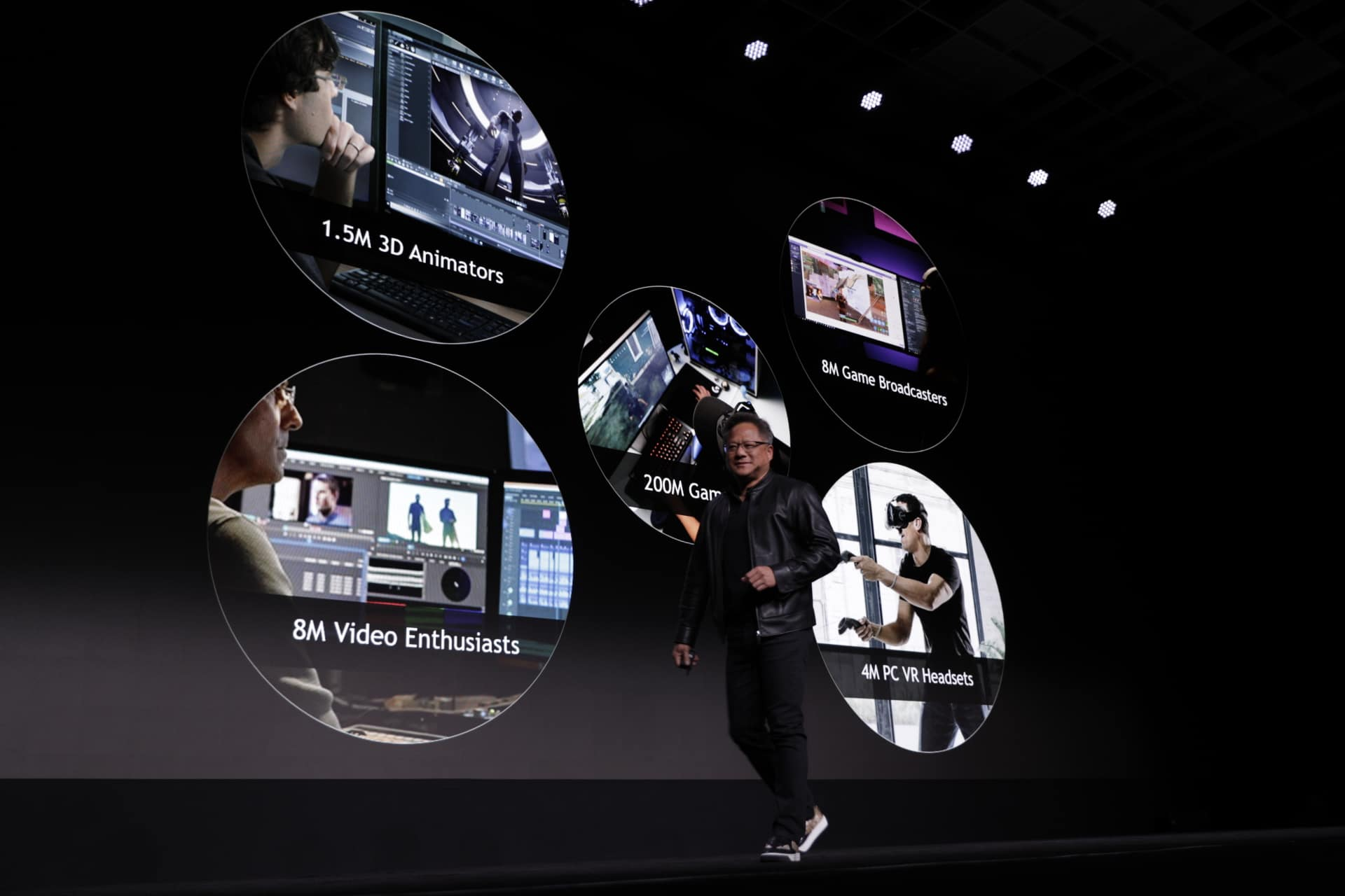 Next Gen Is On' with NVIDIA RTX at CES | NVIDIA Blog