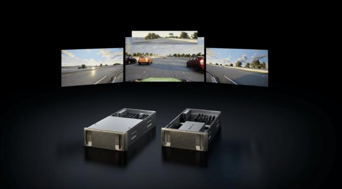 未來將採用虛擬測試車隊:DRIVE Constellation 現已上市