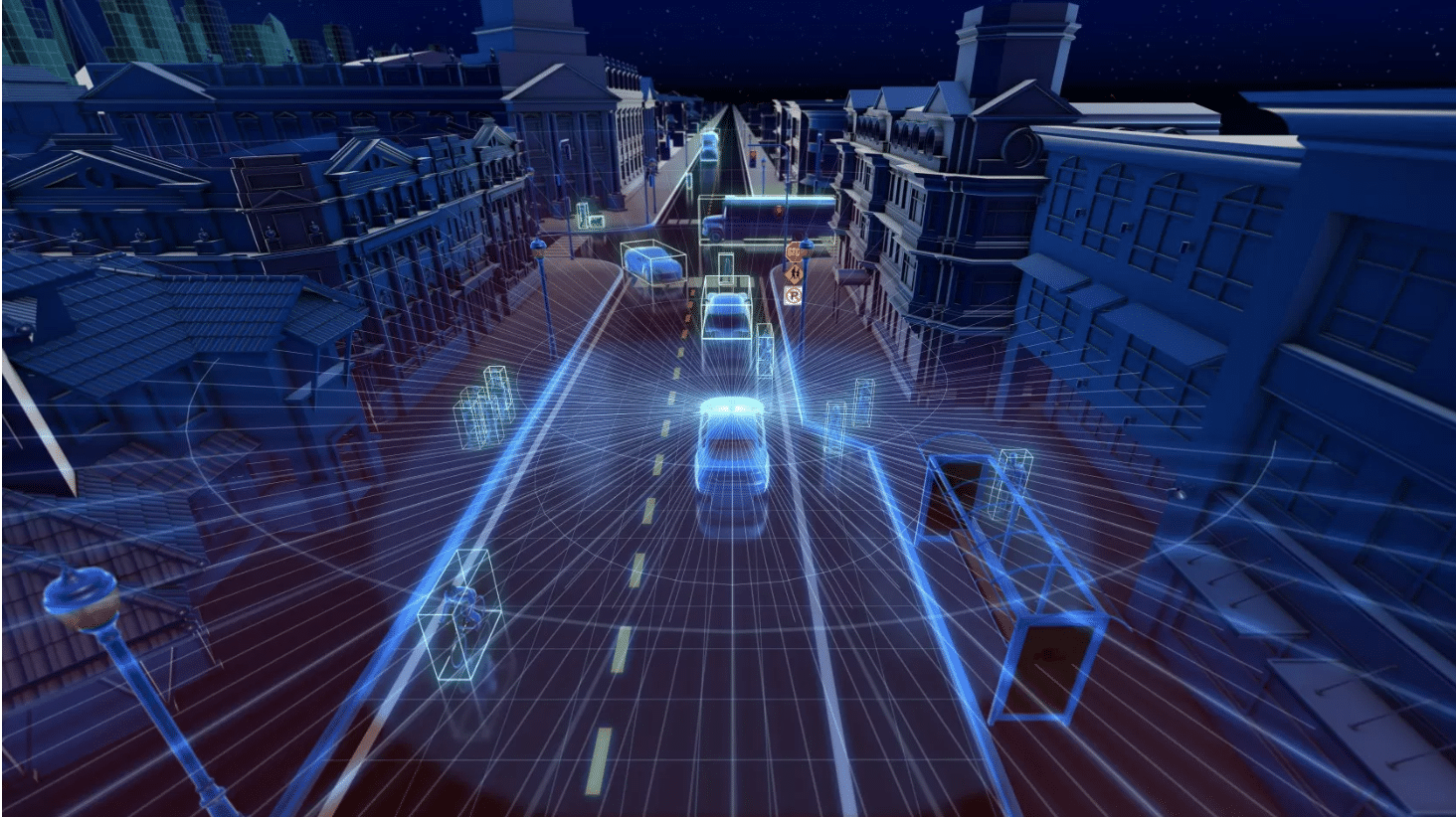 How Does a Self-Driving Car See? | NVIDIA Blog