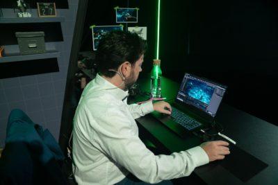 Computex demo Halon