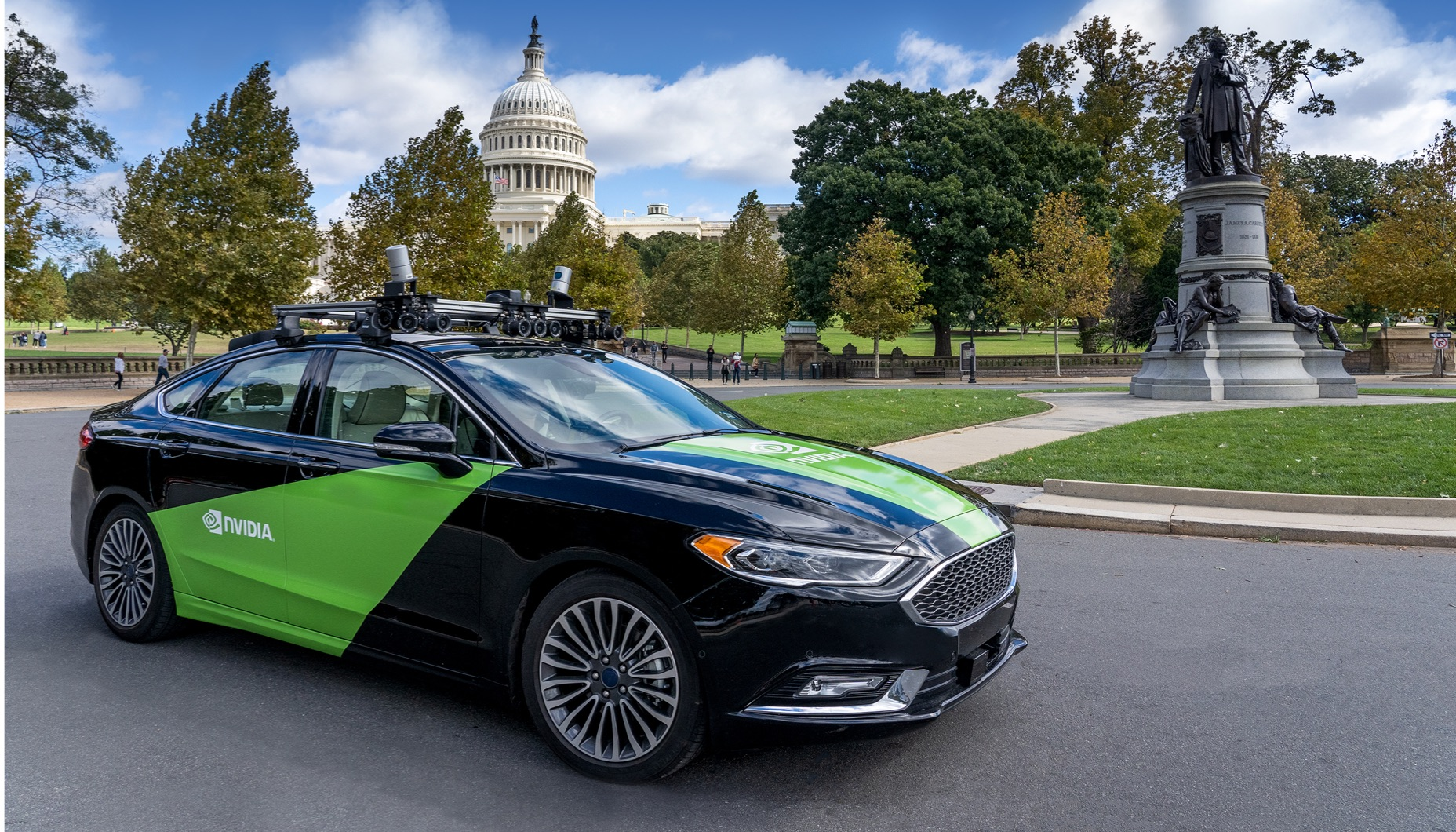 Self-Driving Cars Technology & Solutions | NVIDIA Automotive