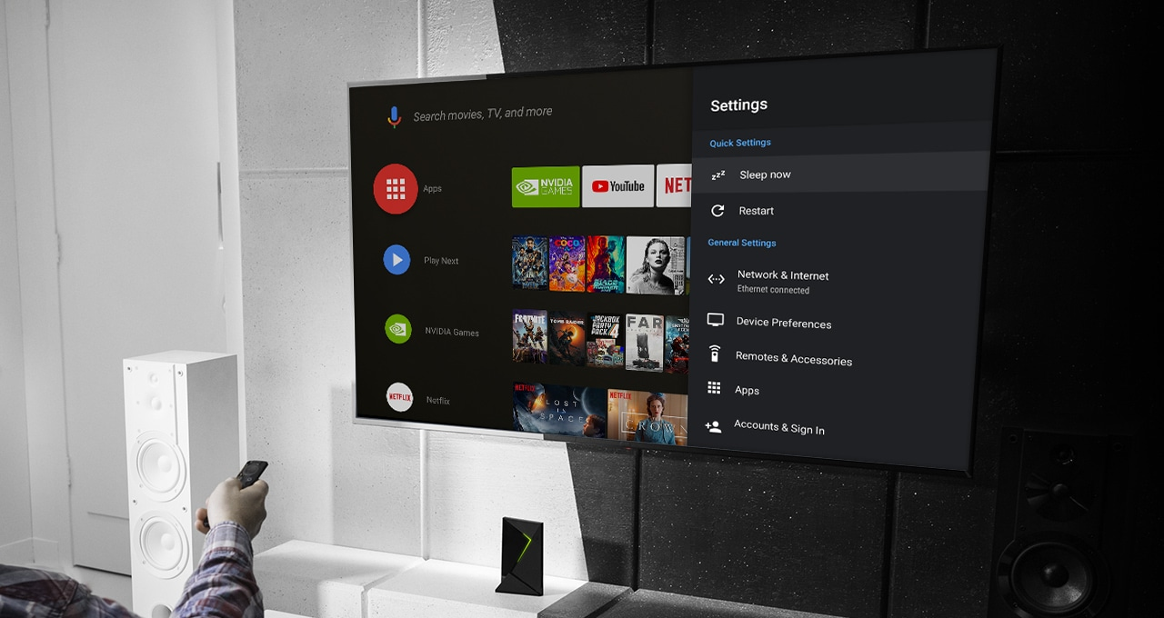 SHIELD TV Upgrades to Android 9 0 Pie, Gets Live TV from