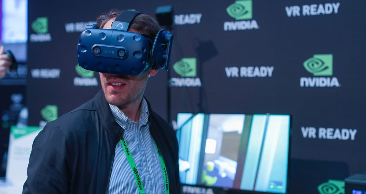 At SIGGRAPH, NVIDIA RTX Takes VR Experiences to Next Level