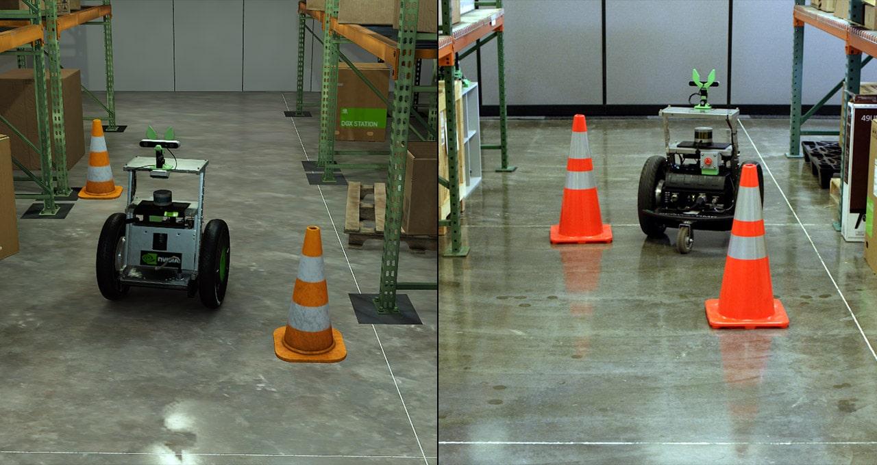 Robotics Ramp-Up: NVIDIA Sets Milestone in Delivering Unified Platform for Building Autonomous Machines - RapidAPI