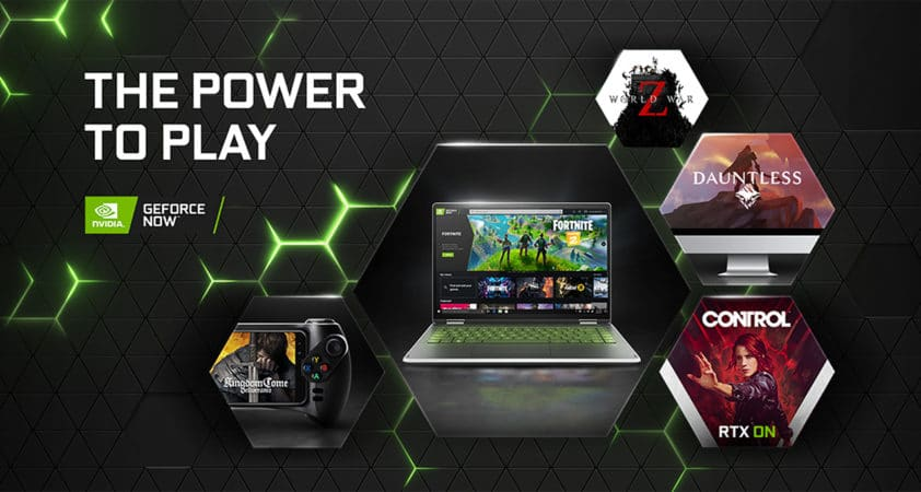 Game Ready on GeForce NOW: More Games from More Developers Coming Every Week