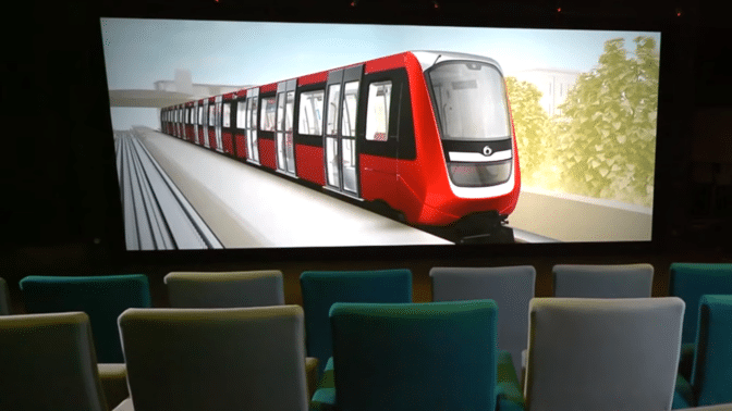 Alstom is the company that builds world's fastest trains by adopting VR for their design workflows