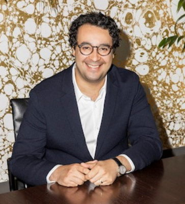 Hicham Oudghiri, chief executive of Enigma