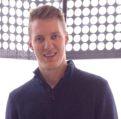 Ryan Kirkman, a senior engineering manager who leads the team that supports NerdWallet's recommendation system.