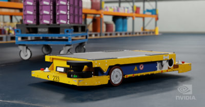 BMW has selected NVIDIA Isaac robotics to power its factories
