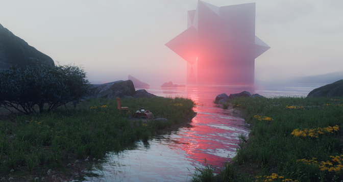 NVIDIA RTX Accelerates New AI Capabilities in Adobe Substance Alchemist and Blender